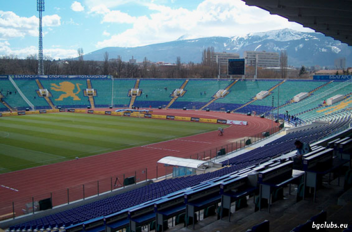 "Стадион ""Васил Левски"" - в гр. София"