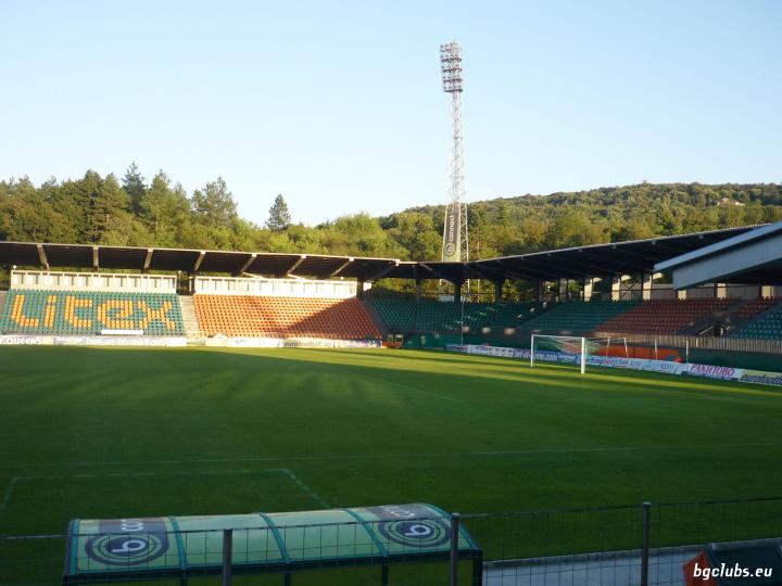 """Стадион """"Градски"""" - в гр. Ловеч"""