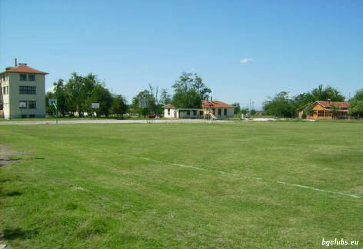 Стадион в с. Рогош