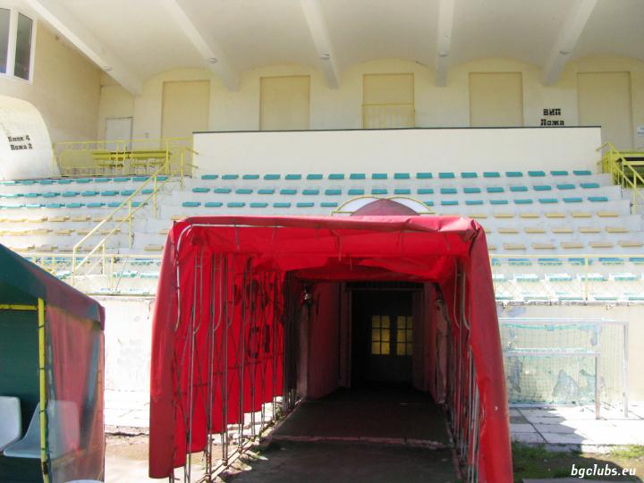 "Стадион ""Дружба"" - в гр. Добрич"
