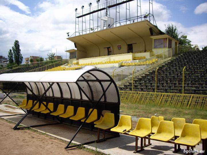 """Стадион """"Христо Ботев"""" - в гр. Пловдив"""