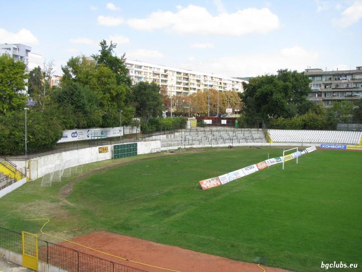 """Стадион """"Тича"""" - в гр. Варна"""