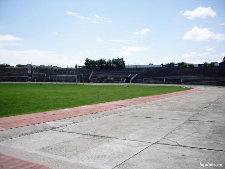 "Стадион ""Локомотив"" - в гр. Пловдив"