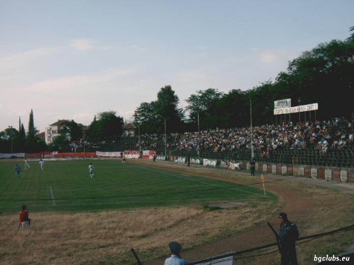 """Стадион """"Цар Самуил"""" - в гр. Петрич"""