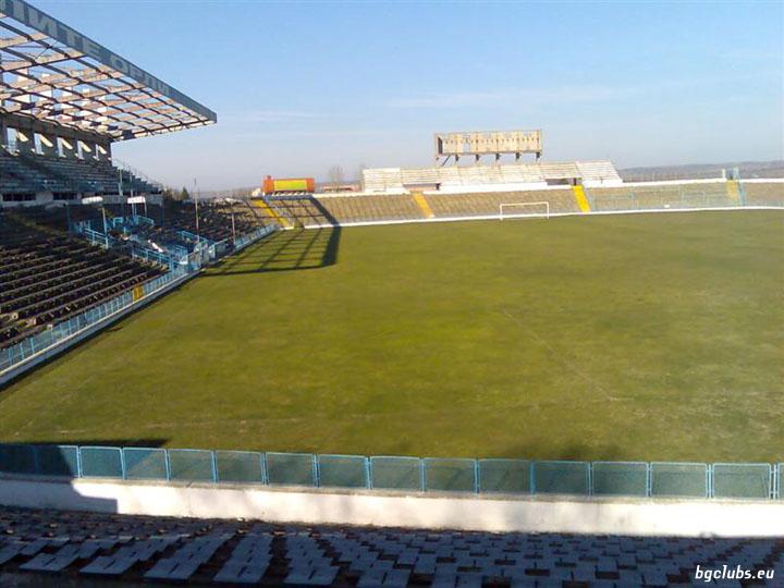 """Стадион """"Белите орли"""" - в гр. Плевен"""
