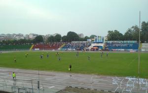 """Стадион """"Градски""""в гр. Русе"""