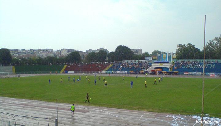 """Стадион """"Градски"""" - в гр. Русе"""