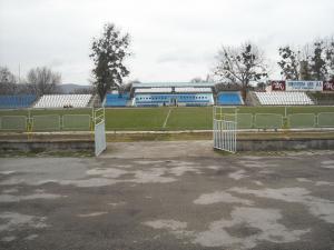 """Стадион """"Димитър Бурков""""в гр. Търговище"""