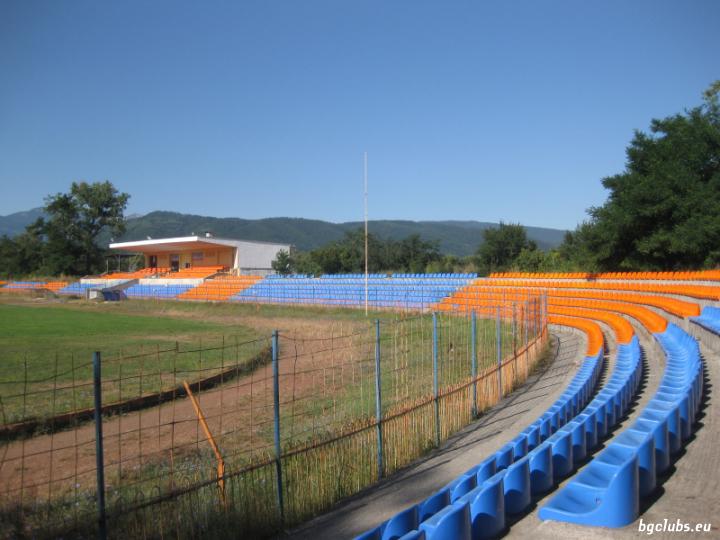 """Стадион """"Искър"""" - в гр. Самоков"""
