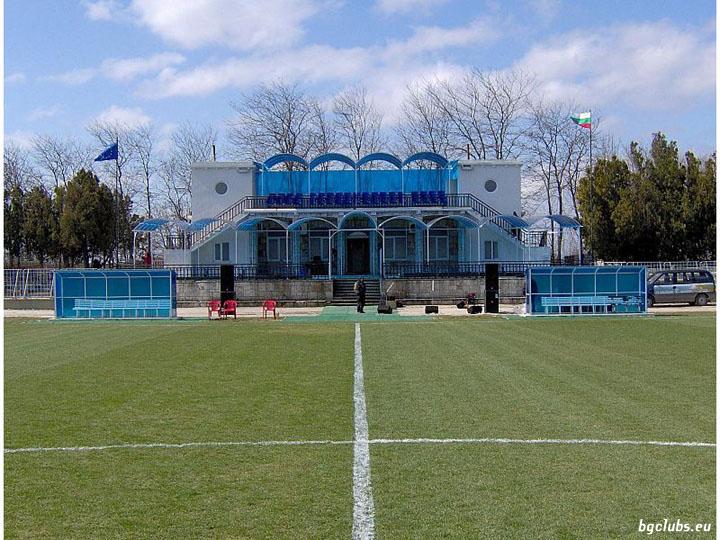 """Стадион """"Градски"""" - в гр. Каварна"""