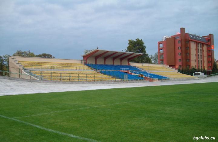 """Стадион """"Колодрума"""" - в гр. Свиленград"""