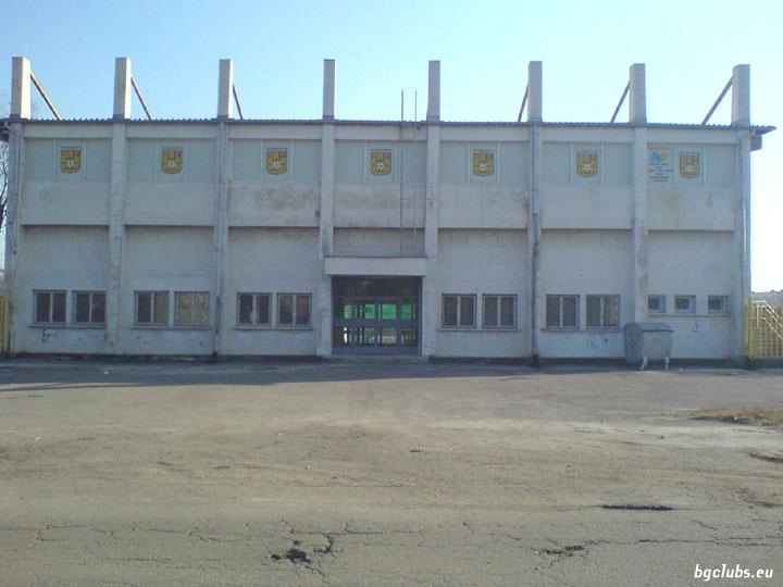 "Стадион ""Миньор"" - в гр. Раднево"