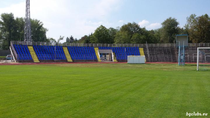 "Стадион ""Огоста"" - в гр. Монтана"