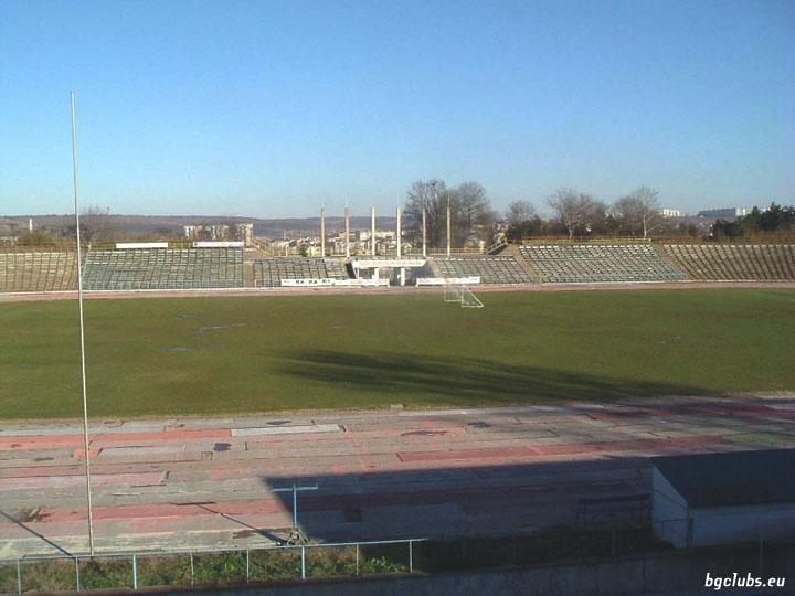 """Стадион """"Плевен"""" - в гр. Плевен"""
