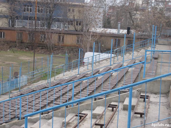 """Стадион """"Тодор Диев"""" - в гр. Пловдив"""