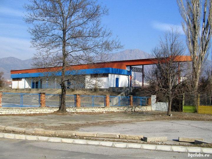 """Стадион """"Хаджи Димитър"""" - в гр. Сливен"""