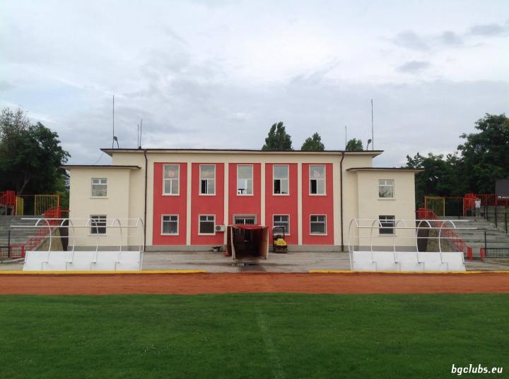 "Стадион ""Хасково"" - в гр. Хасково"