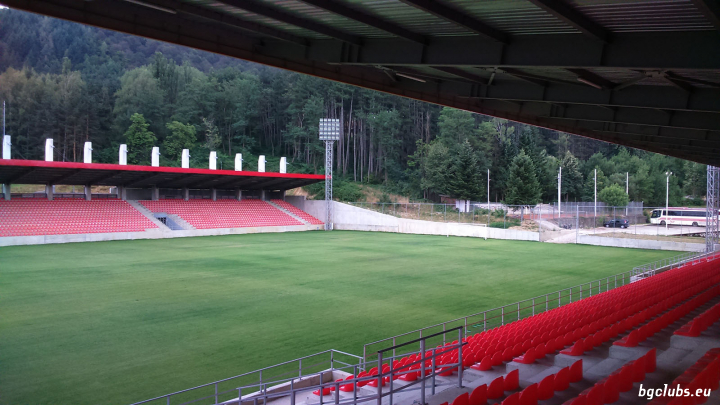 "Стадион ""Чавдар"" - в гр. Етрополе"