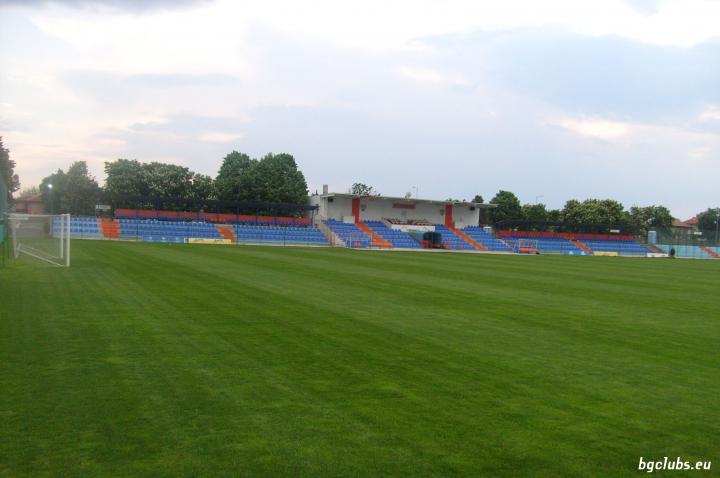 """Стадион """"Градски"""" - в гр. Любимец"""
