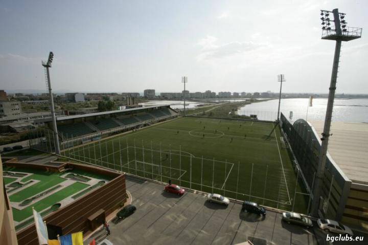 "Стадион ""Градски"" - в гр. Поморие"