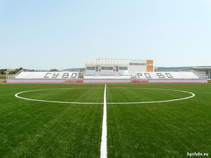 """Стадион """"Градски"""" - в гр. Суворово"""
