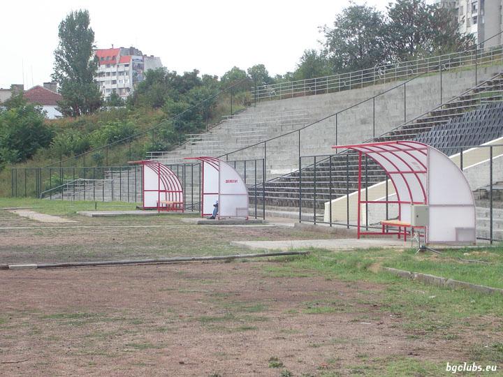 "Стадион ""Локомотив"" - в гр. Стара Загора"