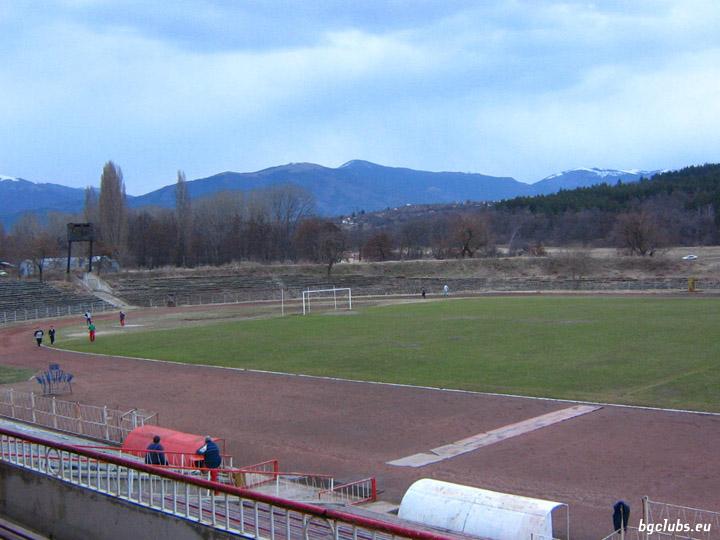 """Стадион """"Севтополис"""" - в гр. Казанлък"""