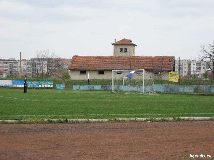 "Стадион ""Стефан Караджа"" - в гр. Елхово"