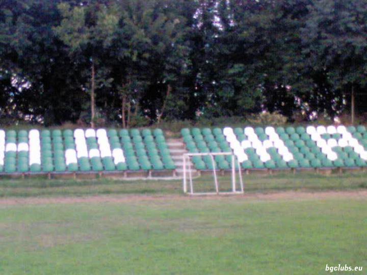 """Стадион """"Странджа"""" - в гр. Средец"""