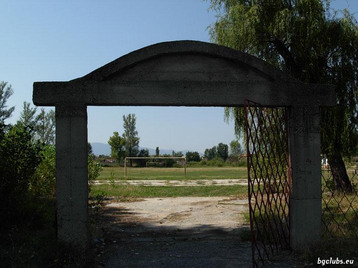 "Стадион ""Володя"" - в с. Виноградец"