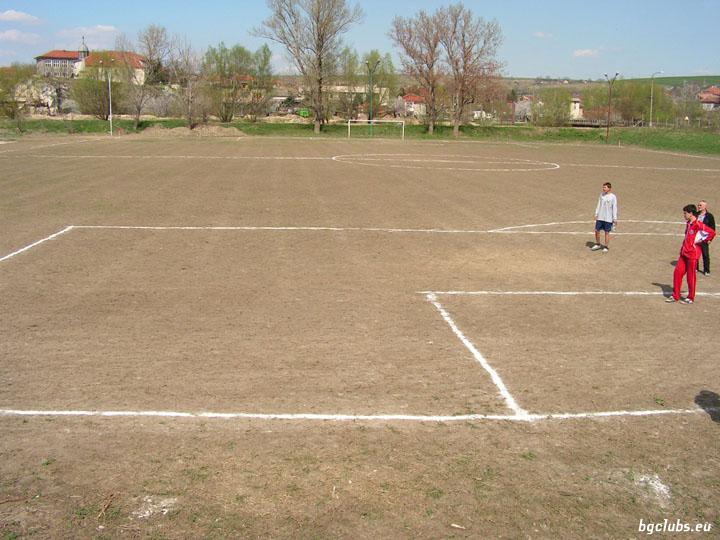Стадион в с. Басарбово