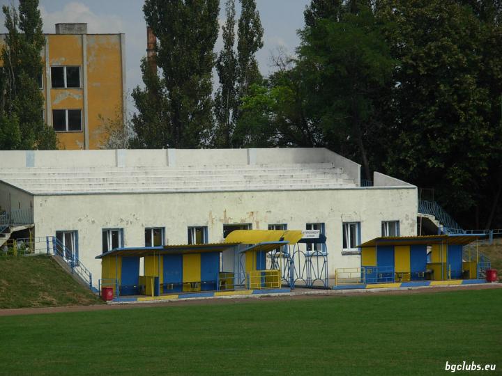 """Стадион """"Стамо Костов"""" - в гр. Попово"""
