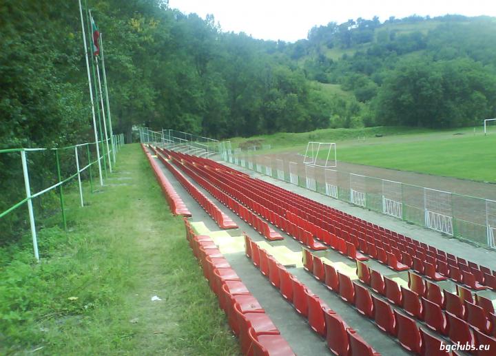 """Стадион """"Мрамор"""" - в гр. Берковица"""