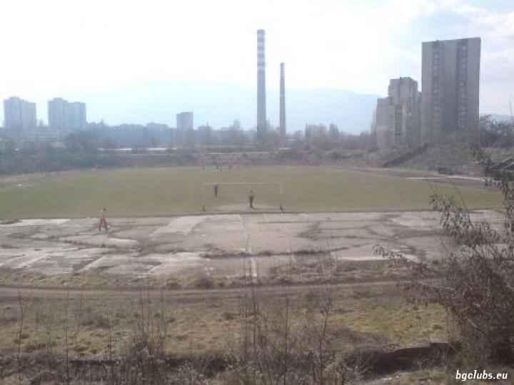 """Стадион """"Септември"""" - в гр. София"""