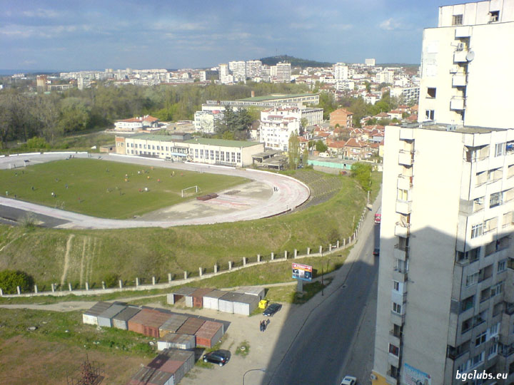 "Стадион ""Тунджа"" - в гр. Ямбол"