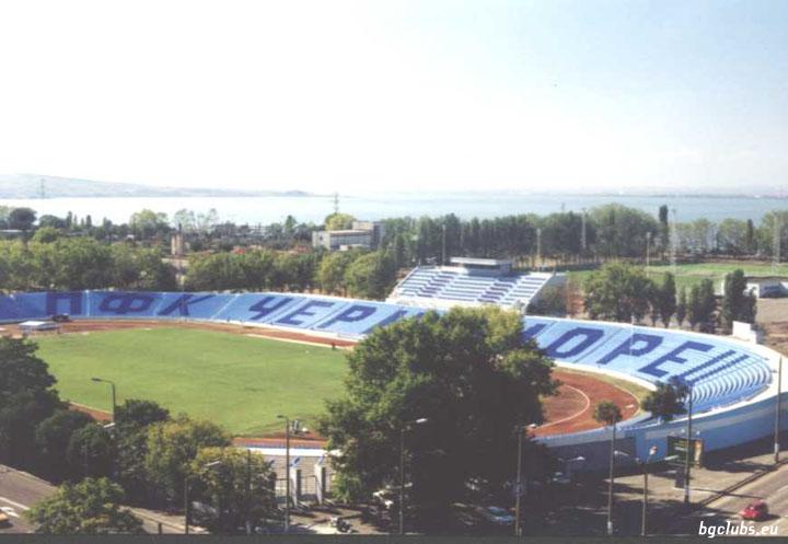 "Стадион ""Черноморец"" - в гр. Бургас"