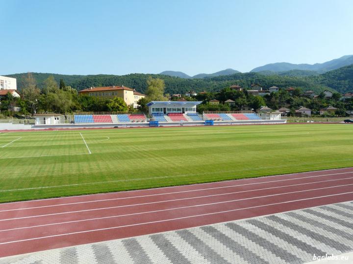 "Стадион ""Христо Гюлеметов"" - в гр. Брацигово"