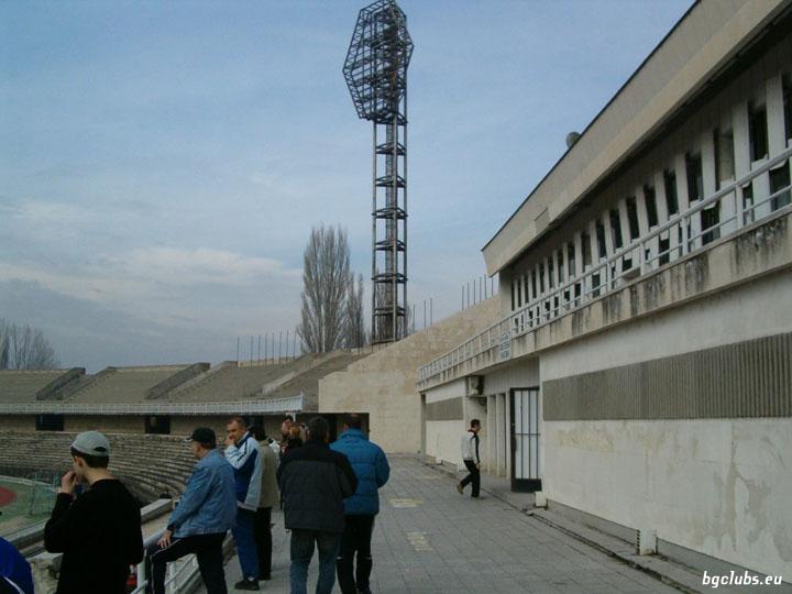 "Стадион ""Пловдив"" - в гр. Пловдив"