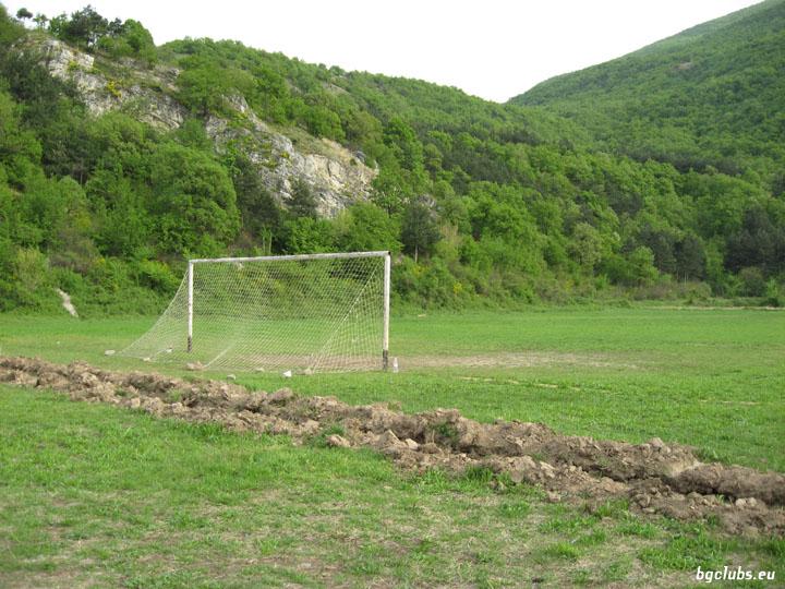 """Стадион """"Димитър Спасов-Йозо"""" - в с. Ветрен дол"""