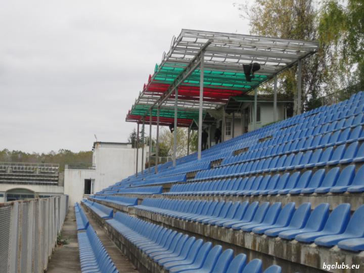 """Стадион """"Албена-1"""" - в КК Албена"""
