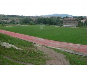 """Стадион """"Чорни""""в гр. Брезник"""
