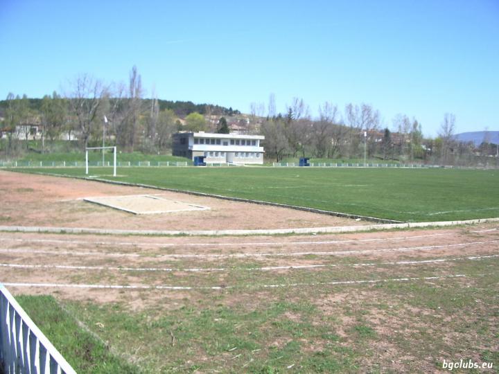 """Стадион """"Градски"""" - в гр. Смядово"""
