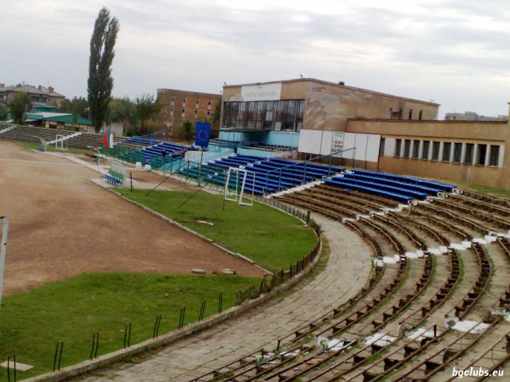 """Стадион """"Георги Бенковски"""" - в гр. Видин"""