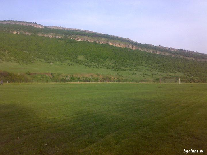 Стадион в с. Николово