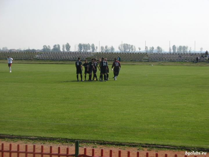 """Стадион """"Г. С. Раковски"""" - в гр. Раковски"""