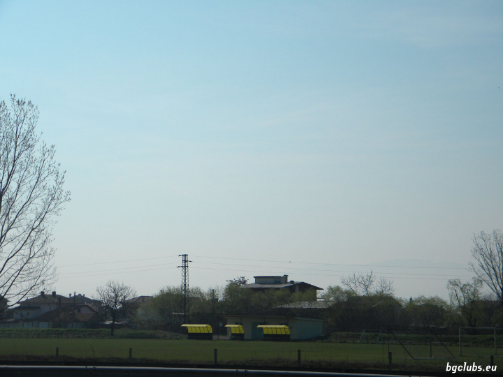 Стадион в с. Радиново