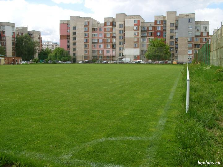 """Стадион """"II-ри микрорайон"""" - в гр. София"""