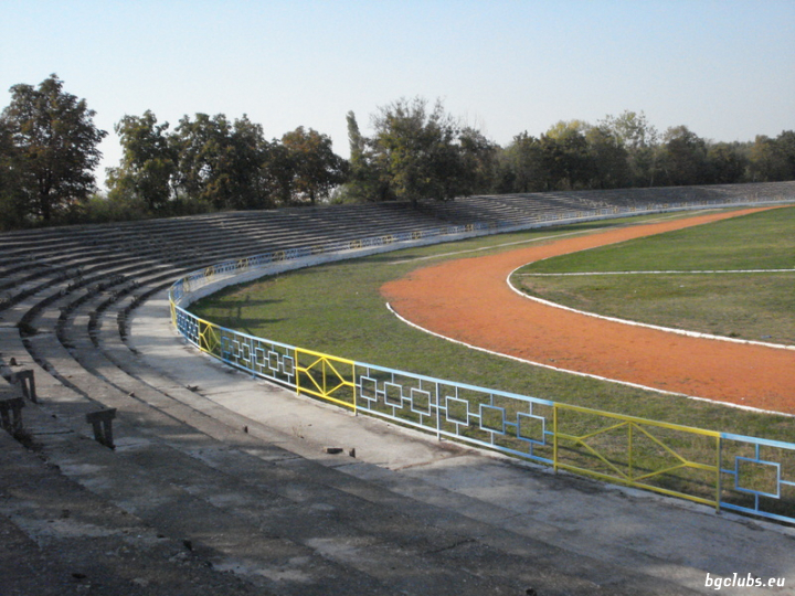 """Стадион """"Раковски"""" - в гр. Димитровград"""