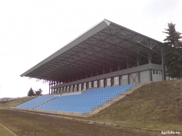 Стадион в с. Горна Малина
