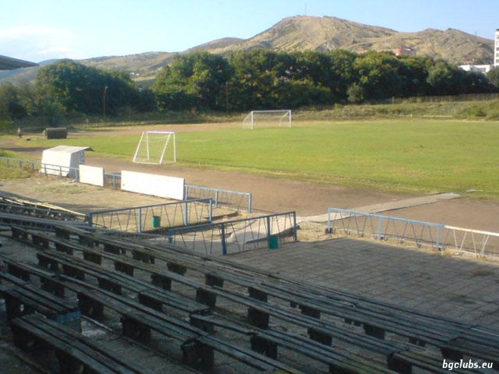 """Стадион """"Вихър"""" - в гр. Айтос"""